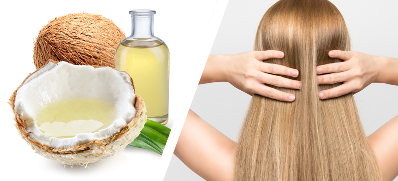 Coconut oil for hair - MKexpress.net