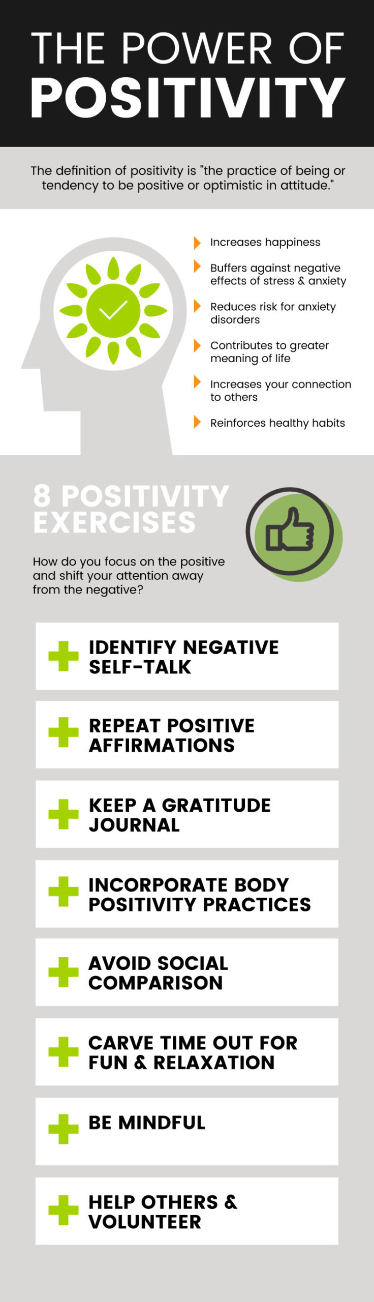 Benefits of positivity + positivity exercises - MKexpress.net