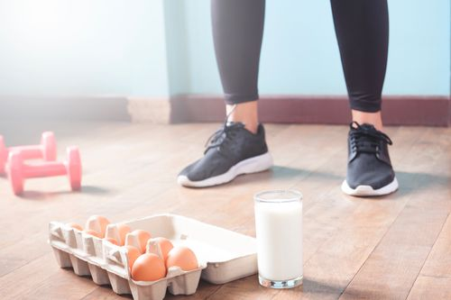 eggs and weight loss