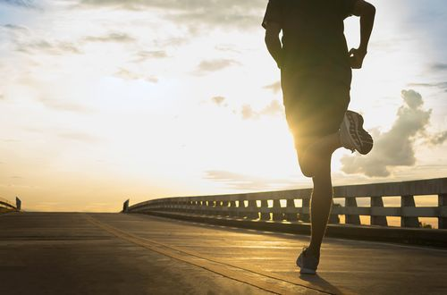 Aerobic exercise and Running