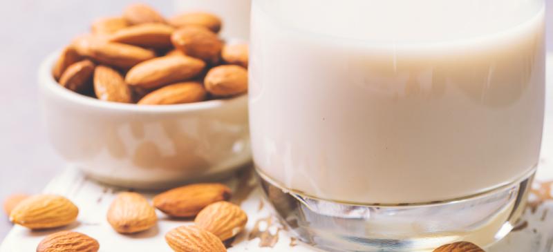Almond milk nutrition - MKexpress.net