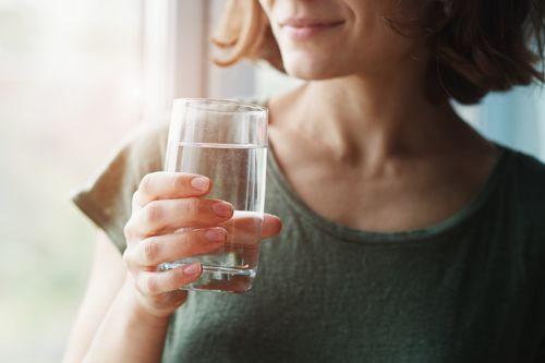 Weight Fluctuations- Drinking water