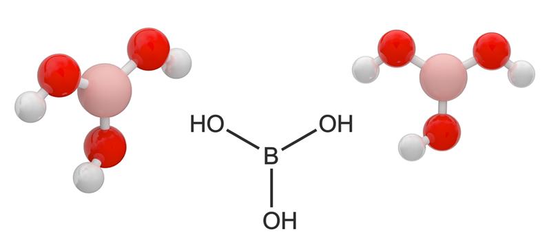 Boric acid - MKexpress.net