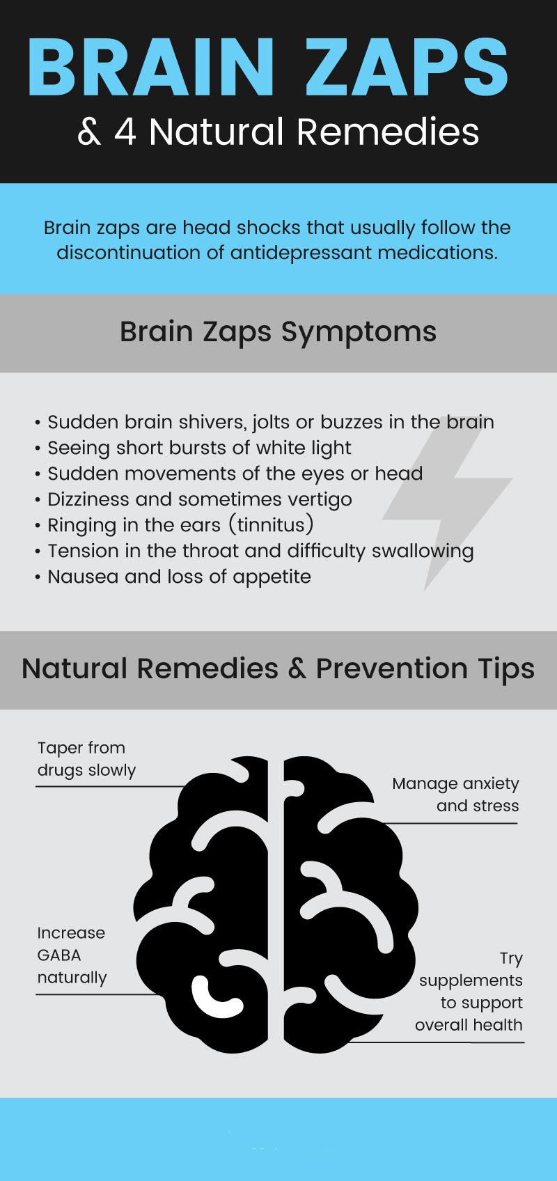 Brain zaps + 4 brain zaps natural remedies - MKexpress.net