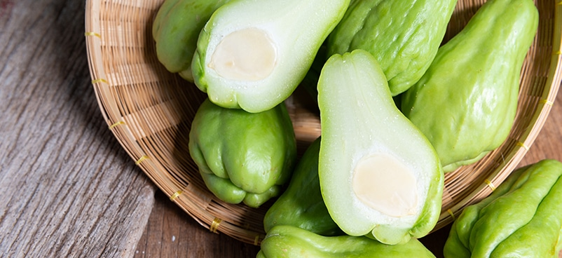 Chayote squash - MKexpress.net