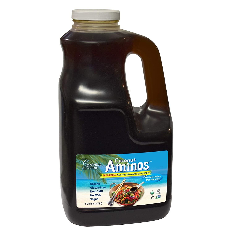 coconut aminos tesco