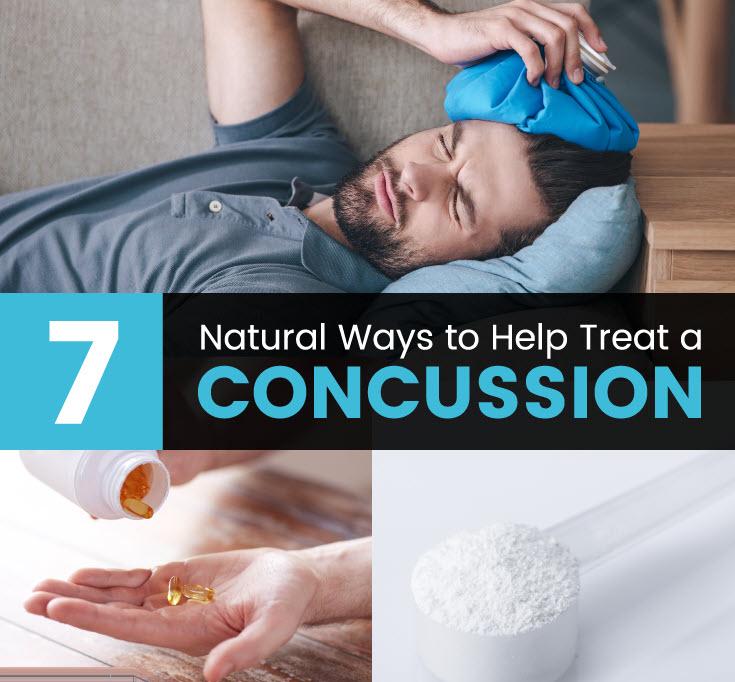 Concussion treatment