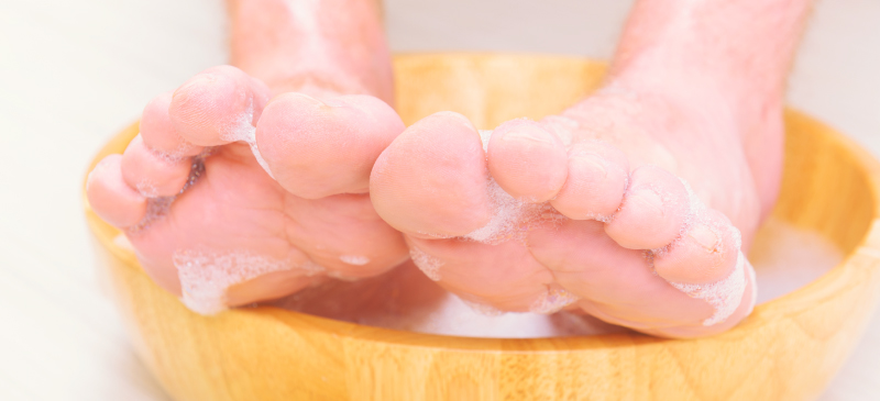 DIY detox foot soak - MKexpress.net
