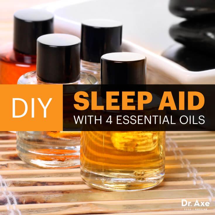 DIY sleep aid - Dr. Axe