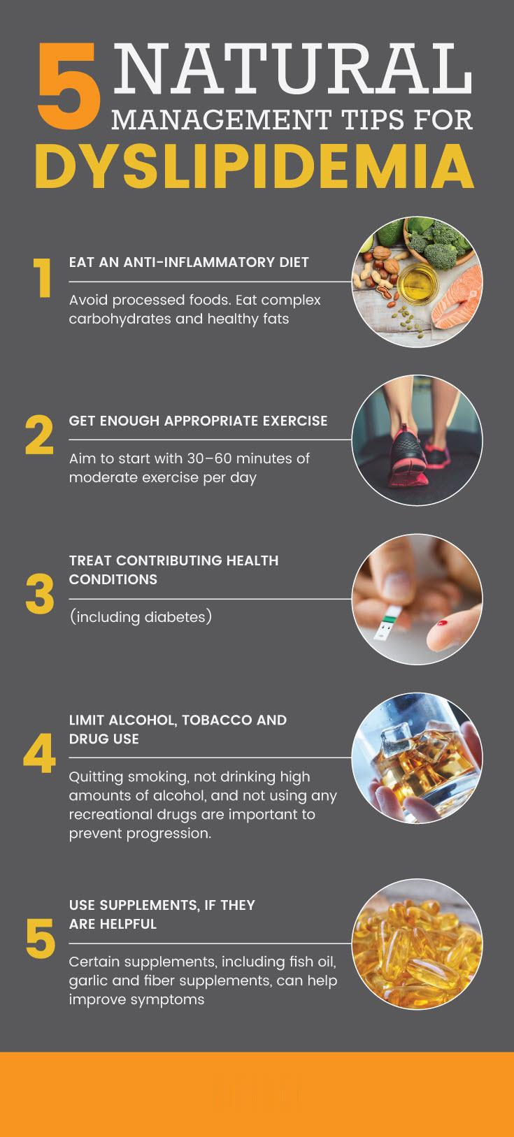 5 natural dyslipidemia treatments - MKexpress.net