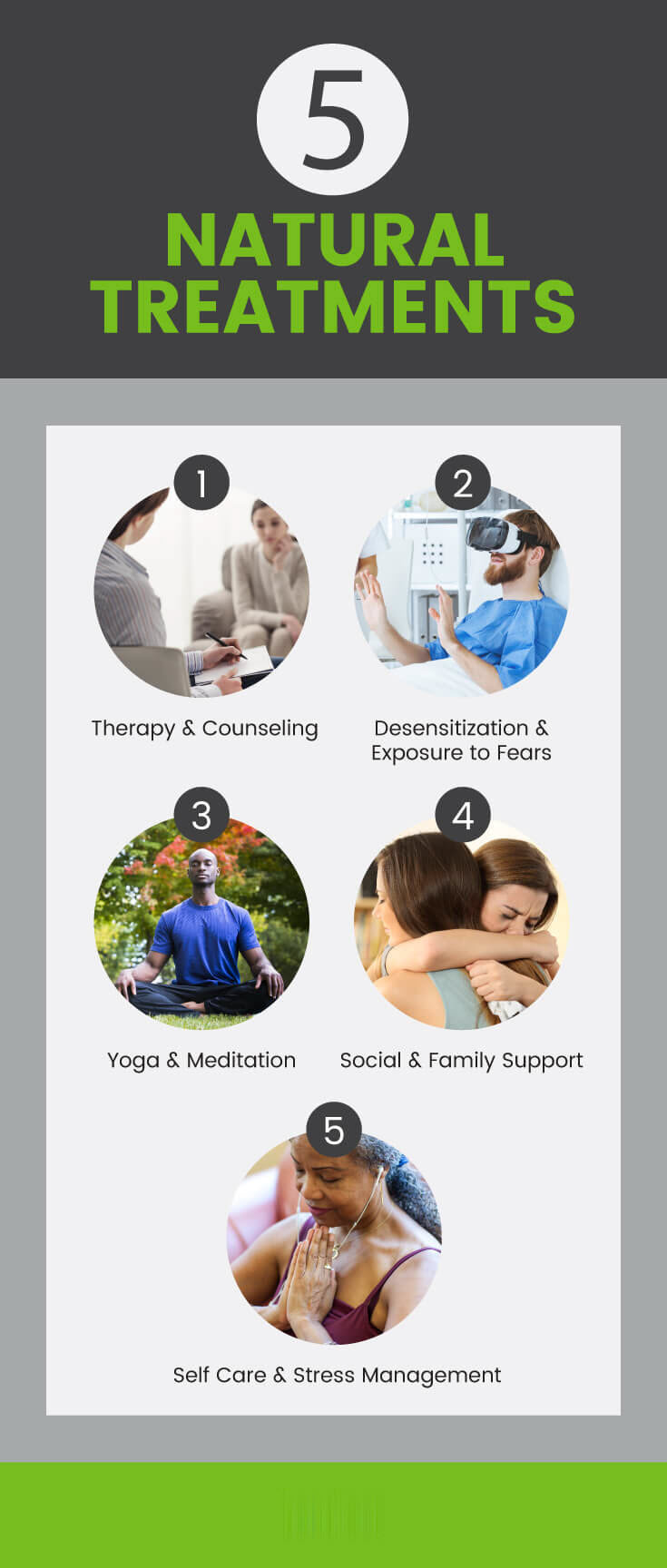 5 natural treatments for PTSD symptoms - MKexpress.net