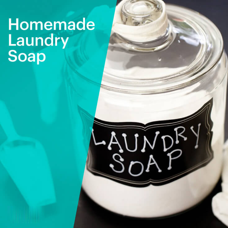 Homemade Laundry Soap - MKexpress.net