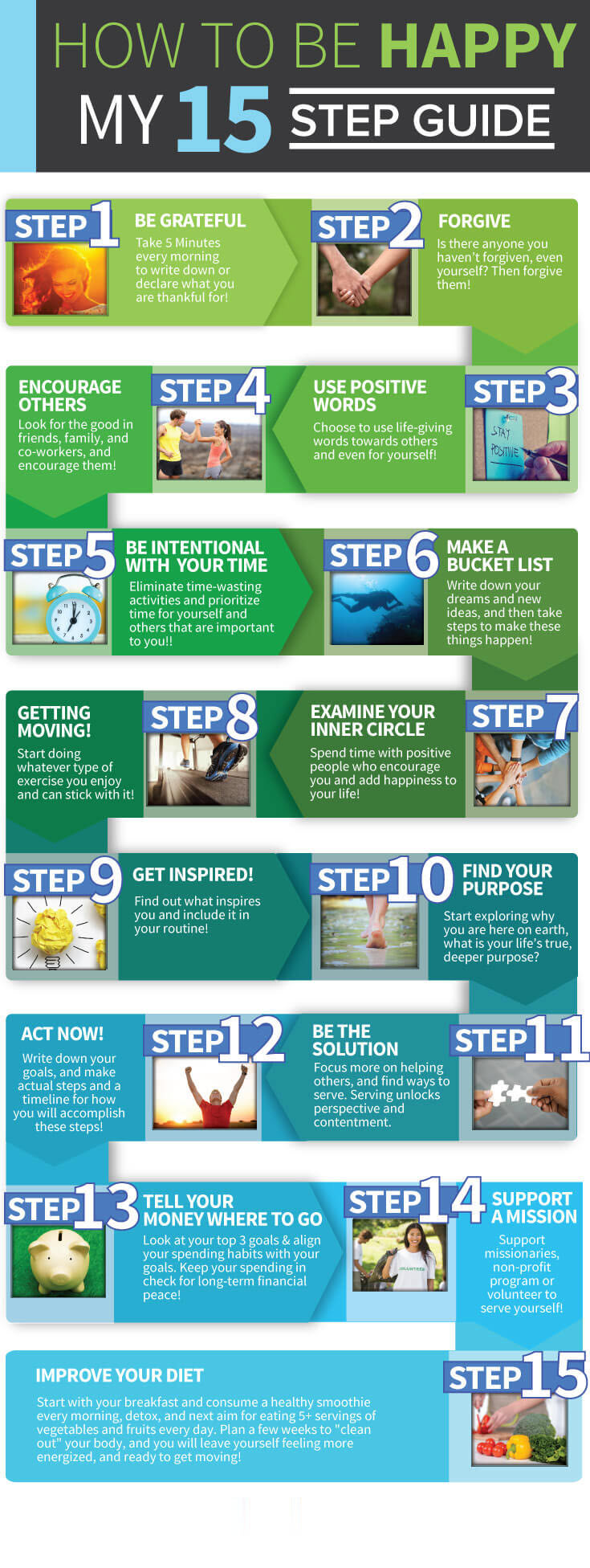 how-to-be-happy-15-life-changing-steps - MKexpress.net