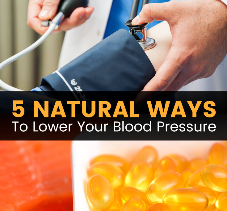 5 natural ways to lower blood pressure - MKexpress.net