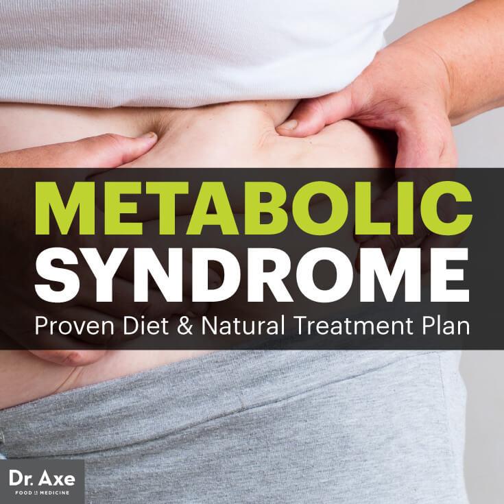 Metabolic syndrome - Dr. Axe