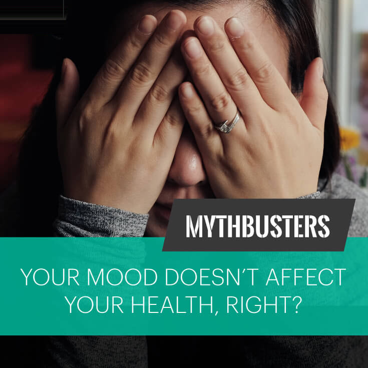 Mythbusters: Mood plays little role in your health - MKexpress.net