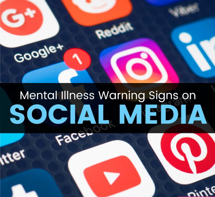 Social media mental illness