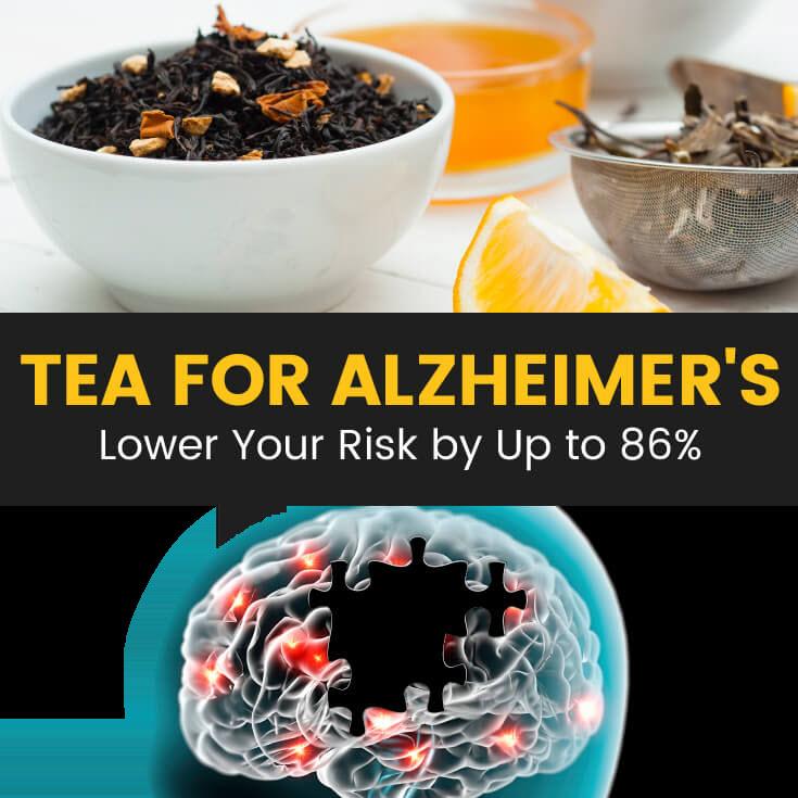 Tea for Alzheimer's