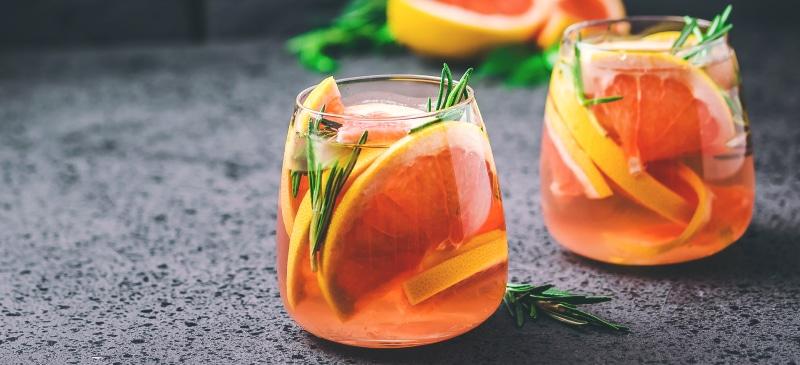 Mocktails - Dr. Axe