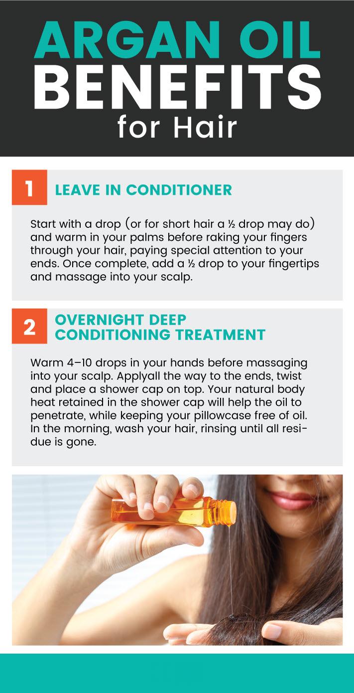 Argan oil benefits for hair - MKexpress.net
