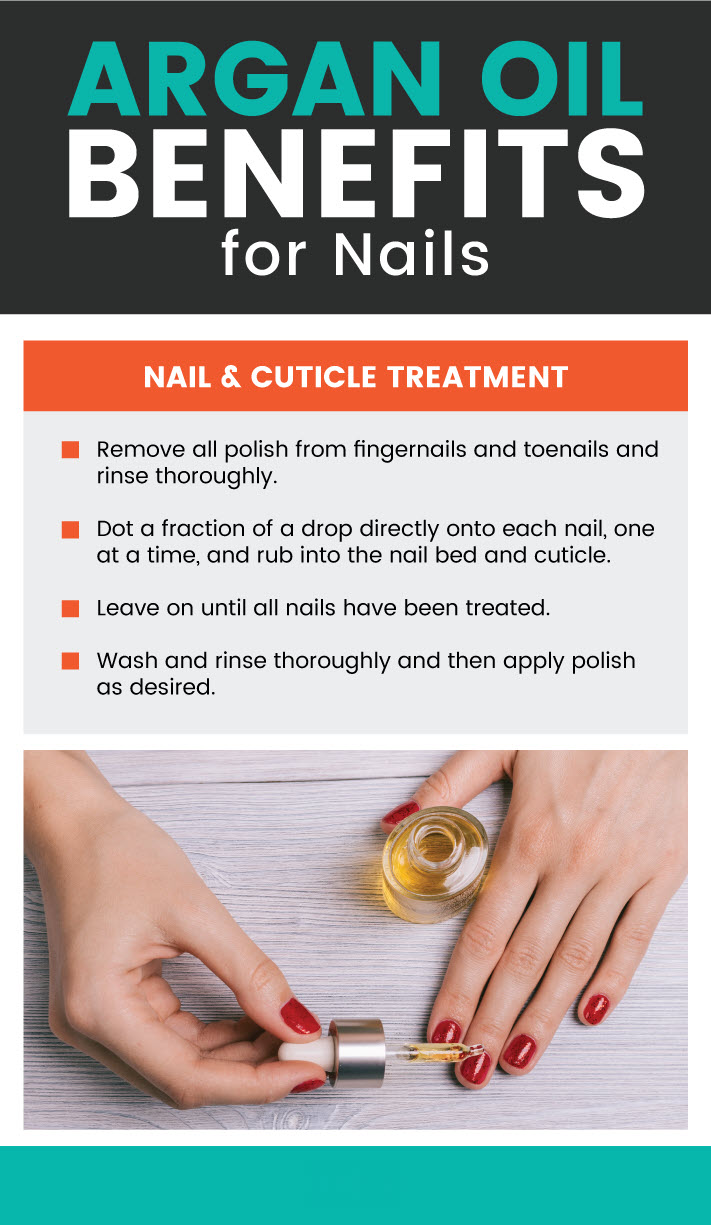 Argan oil benefits for nails - MKexpress.net
