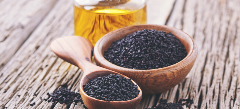 Black seed oil benefits - Dr. Axe