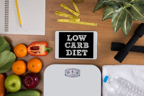 Low carb diet and weight loss