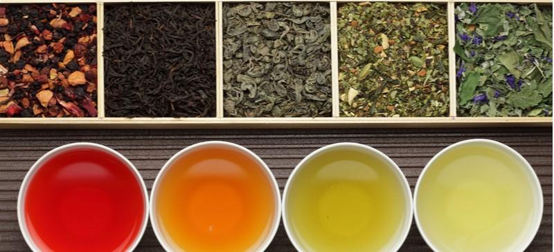 Anti-inflammatory teas