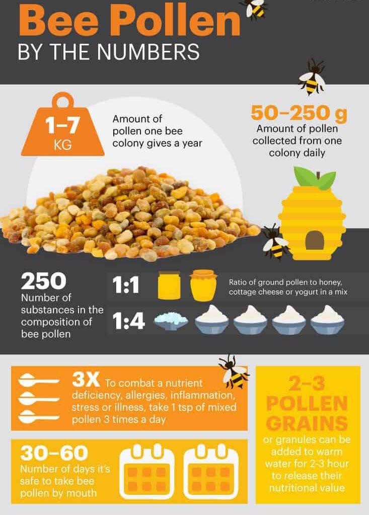 Bee pollen1