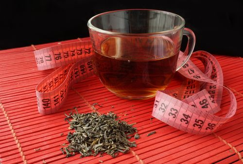 Black tea and weight loss