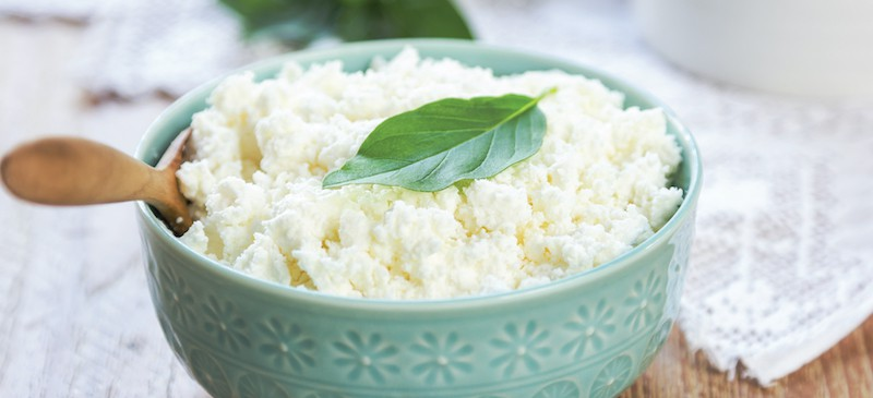 Ricotta cheese nutrition