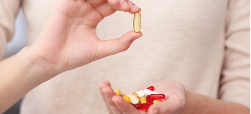 Immune boosting vitamins and supplements
