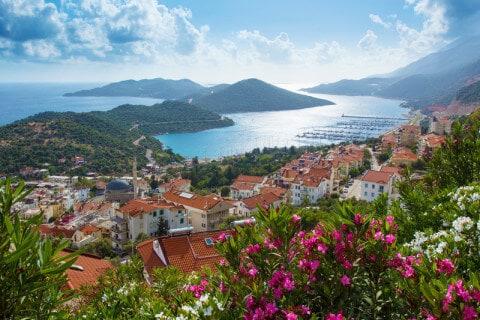 Mediterranean coastline - MKexpress.net