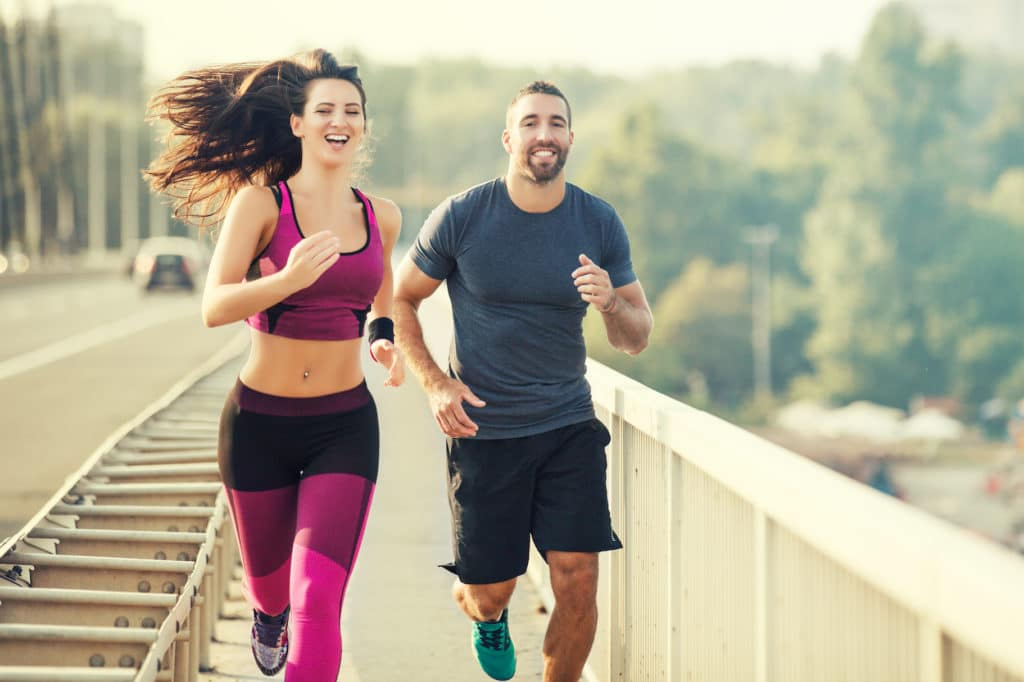 Can Running Slow  Aging